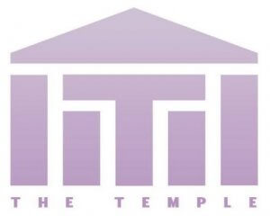 The temple Yeovil Logo